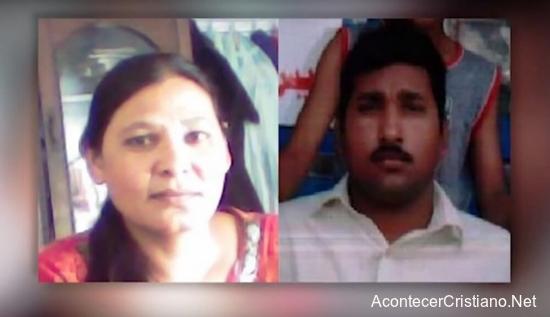 Pareja de esposos sentenciados a muerte en Pakistán