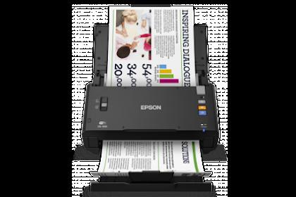 Descargar Driver Epson WorkForce DS-560