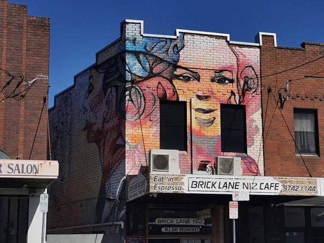 Belfield Street Art | Knoswet