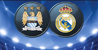 Varane Vs Manchester city and not Real Madrid in the Champions League