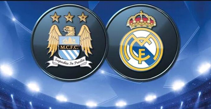 Varane Vs Mancity and not Real Madrid in Champions League
