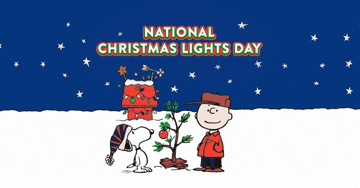 National Christmas Lights Day Wishes Lovely Pics
