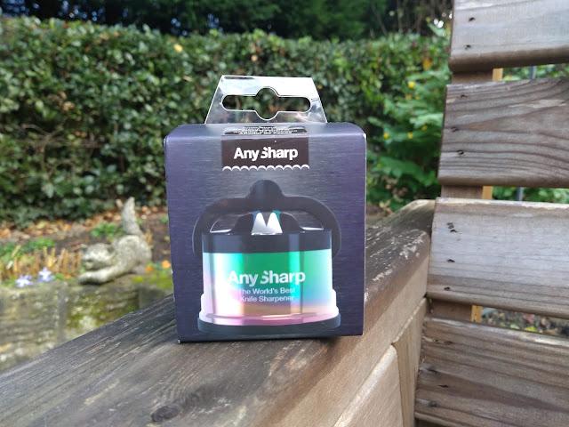 AnySharp Pro Knife Sharpener