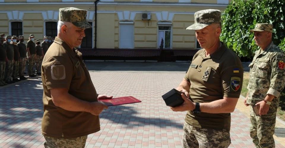 Командування підготовки Сухопутних військ очолив Ігор Палагнюк