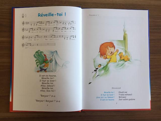 """Recenzje #136 - """"Uczę się francuskiego śpiewająco"""" - przykładowa piosenka - Francuski przy kawie"""