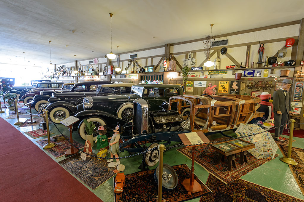 The Canton Classic Car Museum