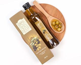 Pati Minyak Zaitun Olive House