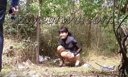 PissHunters 8882-8897 (Outdoor voyeur peeing. Voyeur public toilet spy cam)