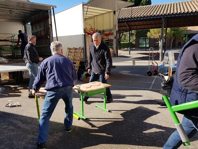 L'initiative : la Ville de Montpellier solidaire d'une commune audoise