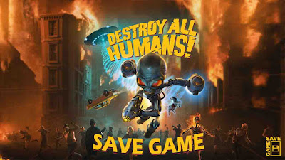 destroy all humans save game pc