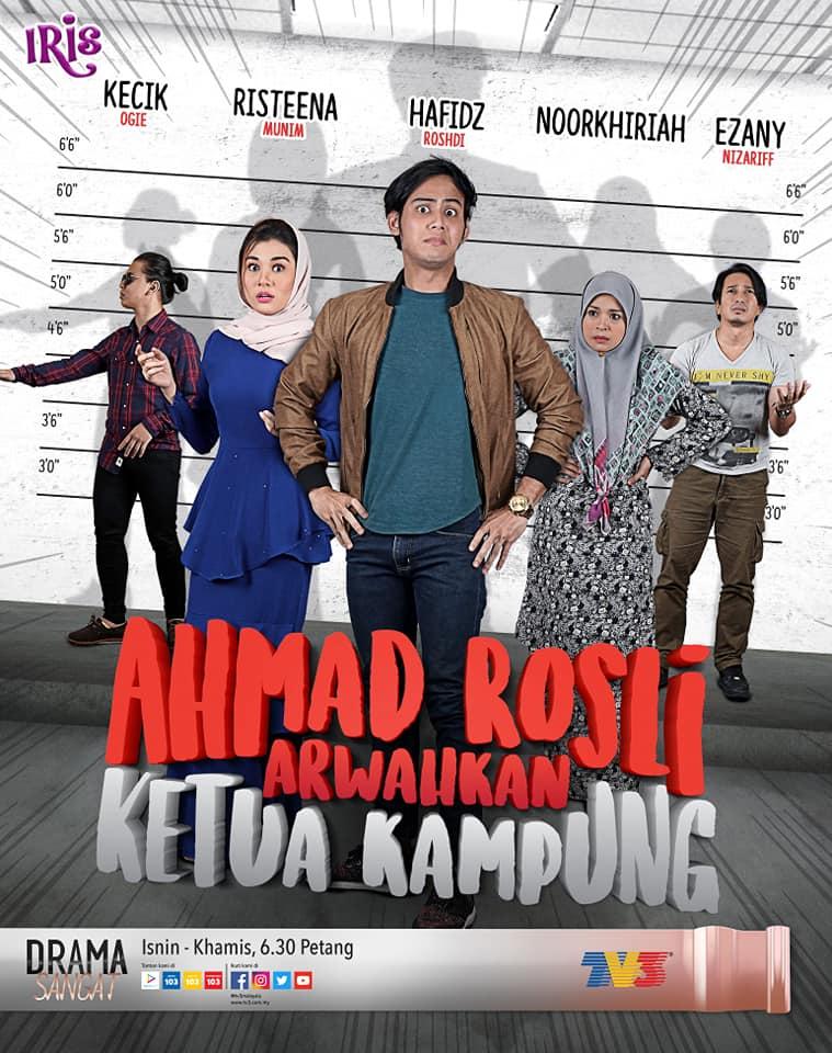 Ahmad Rosli Arwahkan Ketua Kampung