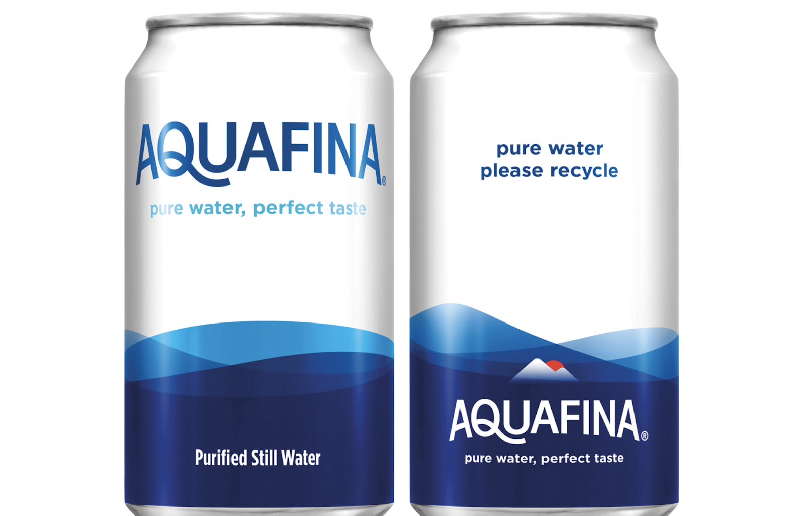 #Pepsi To Reduce Plastic Use By Replacing Aquafina Bottles With Cans