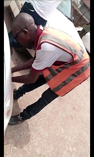 Edo Agbero turns their job into unlawful extortion from motorists