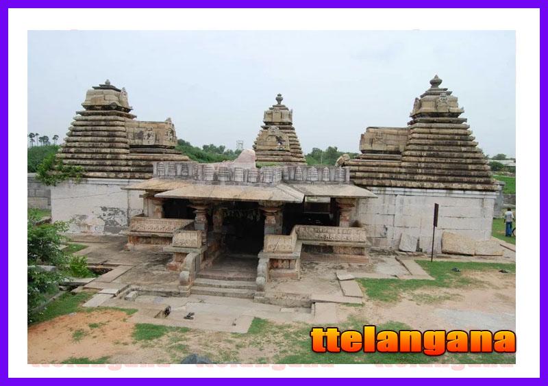 Chaya Someswara Swamy Temple in Telangana