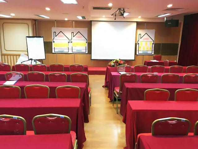 Phòng hội thảo của Maritime Bank Hà Nội