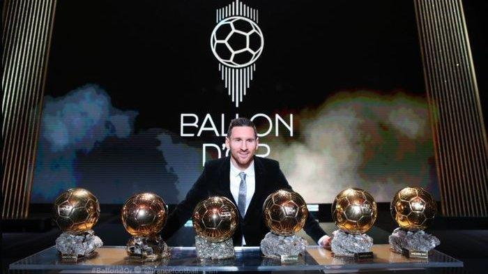 Ballon d'Or 2021 bakal kembali ke Messi?