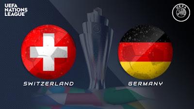 مشاهدة مباراة المانيا وسويسرا 13-10-2020 بث مباشر في دوري الامم الاوروبية