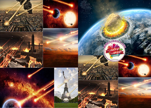 Download image quality Space War, meteorite