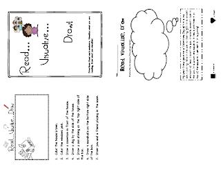Sarah's First Grade Snippets: February Literacy Center Menu