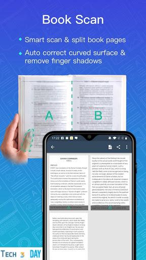 تحميل CamScanner الإصدار المفتوح أفضل تطبيق لتصوير الوثائق على هاتفك الأندرويد