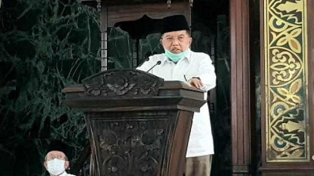 Jusuf Kalla Dukung PSBB DKI Jakarta, Ini Alasannya