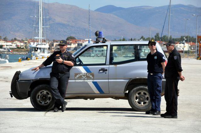 Σάμος  Στρατιωτικός συνελήφθη για αποστολή εξωλέμβιων μηχανών χωρίς  παραστατικά c3517ba0803