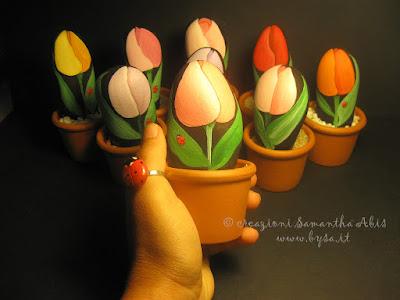 bomboniere pensione originali fiori
