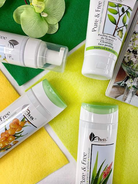 Pure&Fresh Ava Laboratorium