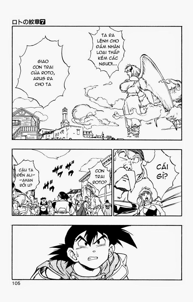 Dragon Quest: Emblem of Roto chapter 24 trang 46