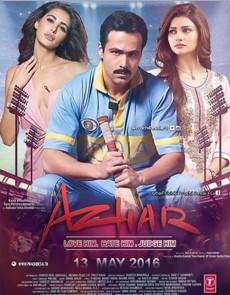 Azhar (2016) Hindi Movie Non Retail DVDRip 700MB