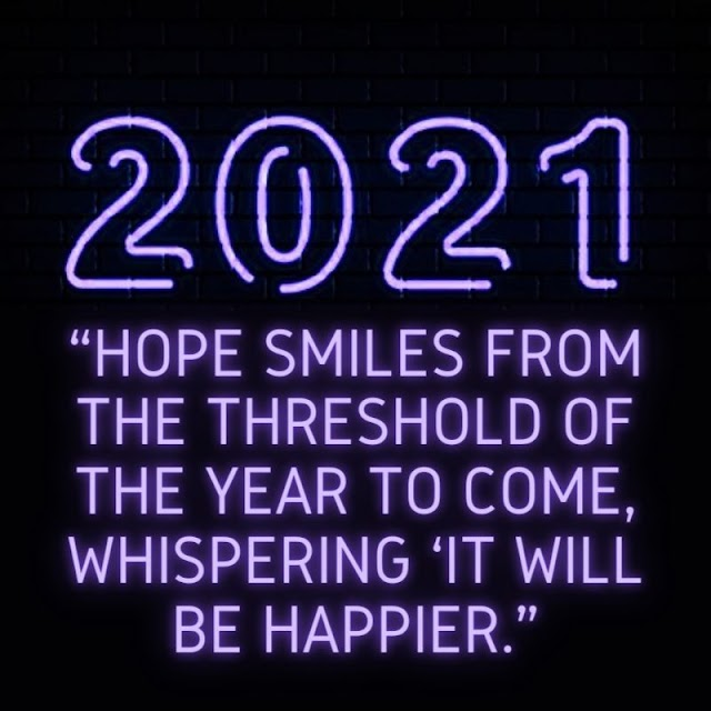 2021 Hope Smiles From The Threshold - Quotes Top 10 Updated