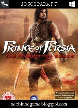 Download Prince of Persia The Forgotten Sands PC