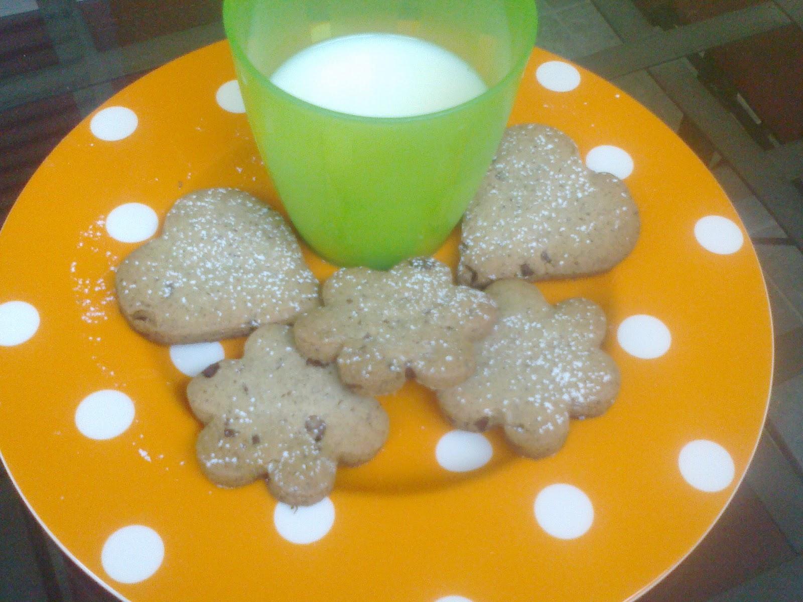 Cavoli A Merenda Biscotti Di Frolla Di Grano Saraceno Senza Uova E