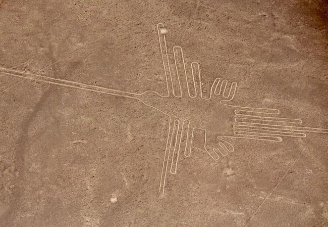 Linhas de Nazca/Reprodução