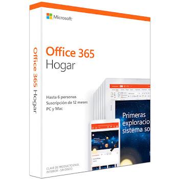 Microsoft Office 365 Hogar