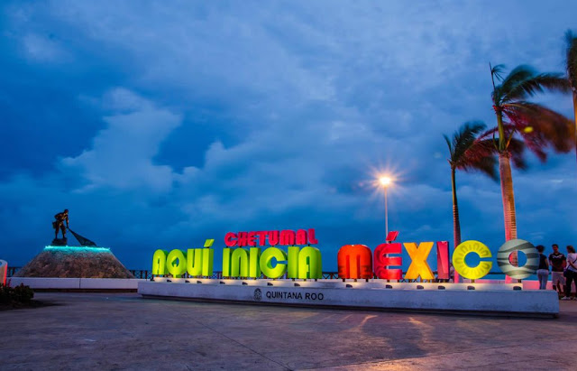 Visita Chetumal Quintana Roo