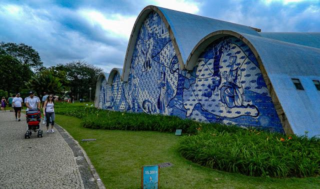 Igreja de São Francisco, Pampulha, Belo Horizonte