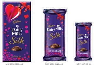 Cadbury Dairy Milk Silk amplifies Joy, this Valentine's ...