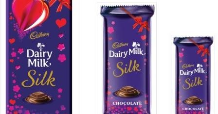 cadbury dairy milk silk amplifies joy this valentine�s