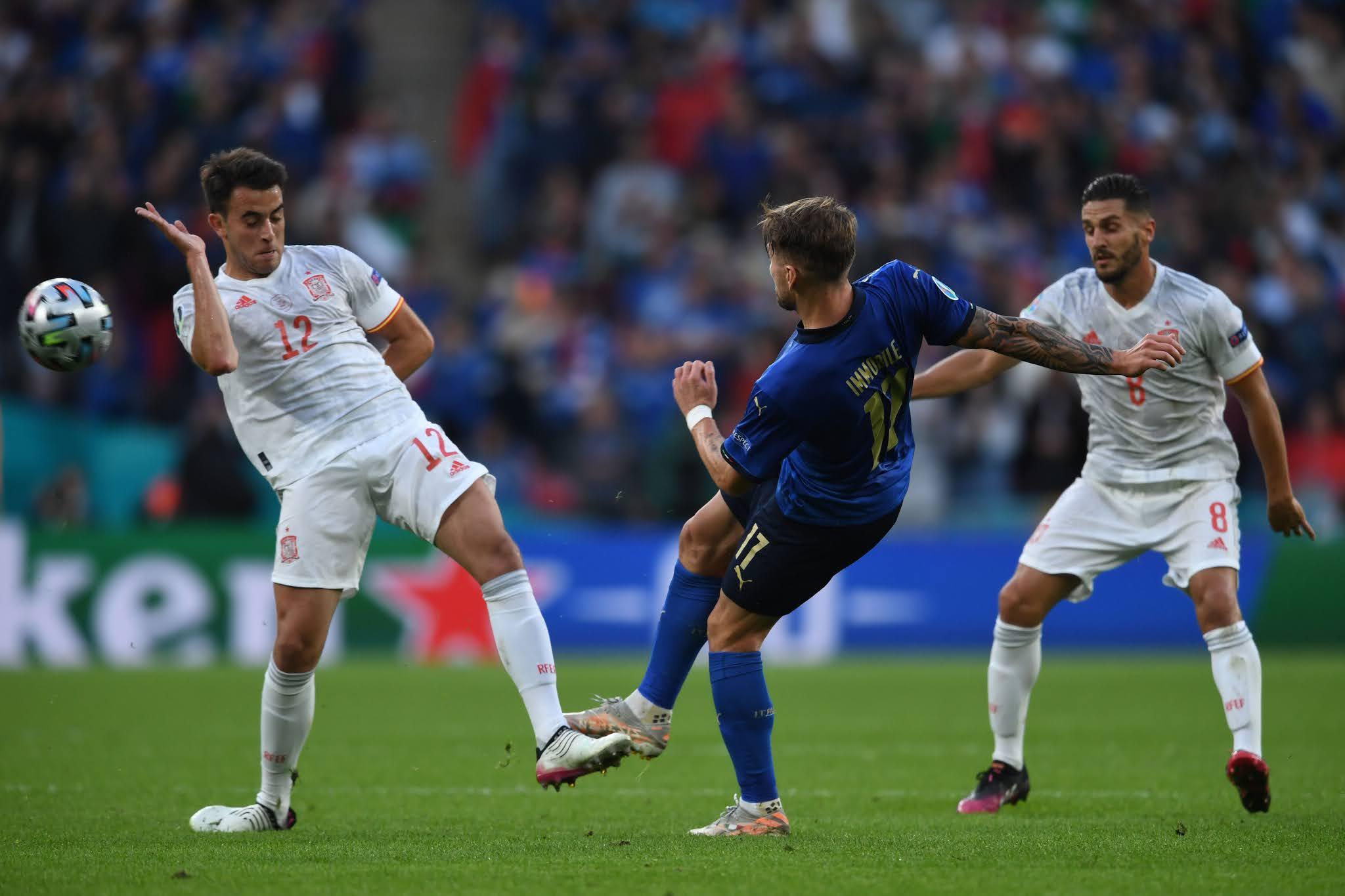 Italia lolos FInal Euro 2020