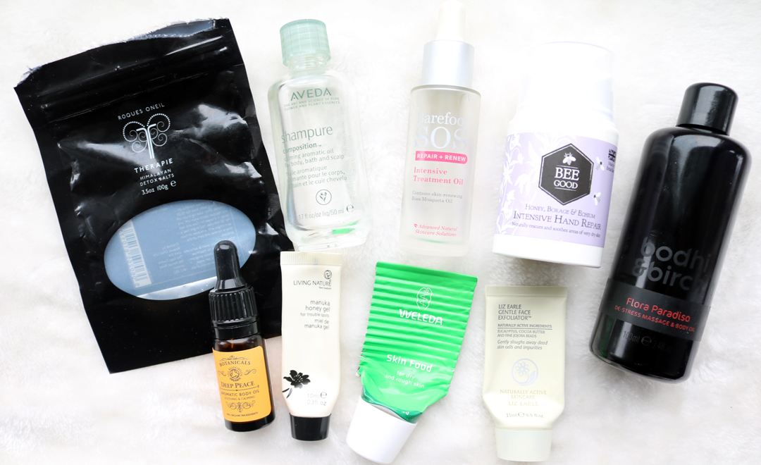 February Empties: Products I've Used Up