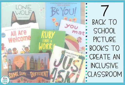 back to school picture books read alouds