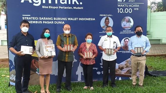 Konsumsi Sarang Burung Walet Tingkatkan Imunitas Tubuh