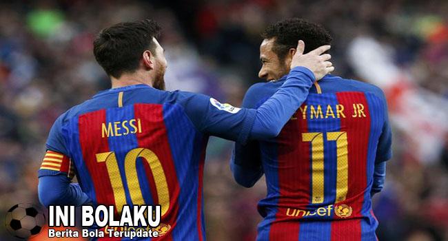 Tanpa Neymar, Messi Sebut Barcelona Menjadi Lebih Seimbang