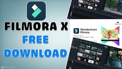 Tải phần mềm Filmora X 10.1.20.16 miễn phí