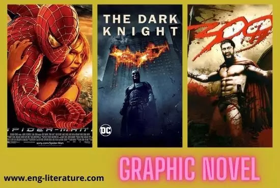 Graphic Novel : Definition, Examples, Movie, Types, A Complete Guide