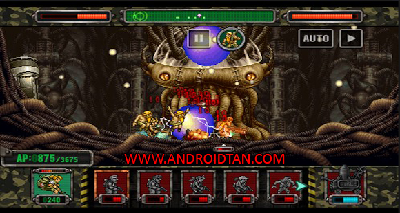 Metal Slug Attack Mod Apk for Android