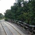 Jembatan Sungai Tasaq Hampir Ambruk, Dinas PUPR Mahulu Segera Perbaiki