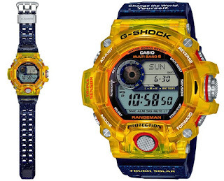 G-Shock Love The Sea And The Earth 2017 GW-9403KJ-9JR Limited Edition