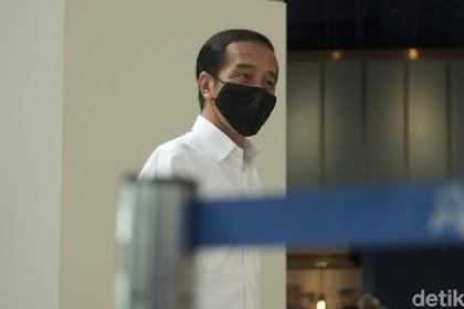 Pernyataan Lengkap Jokowi Saat Cek Kesiapan New Normal di Mal Bekasi
